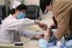 沈阳第一针婴幼儿13价肺炎球菌多糖结合疫苗完成接种