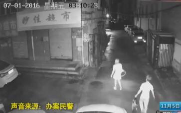 大胆 徐州市/今年7月1日凌晨,在徐州市环城派出所门前不远的地方,一名男子...