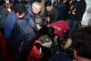 淮安洪泽到南京推介优质农产品 螃蟹有机米等受欢迎