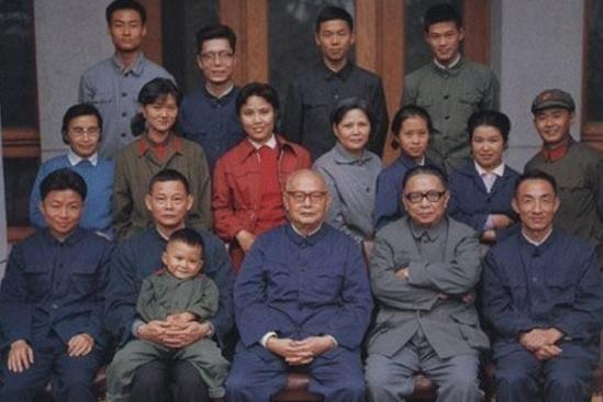 叶剑英次子叶选宁少将去世 母亲为曾国藩后裔图片