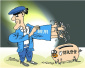 河南尉氏县农林局挪用专项资金列支招待 局长受处分