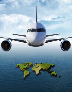 中国首次环球飞行北京起航