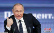 """普京:在克里米亚实施恐袭是""""危险游戏"""""""