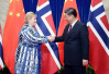 外交习语 这三件事 习近平同两位北欧领导人都谈到了