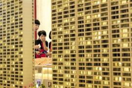 """杭州售楼处人气下滑 房托""""路人甲"""":我们的春天又来了"""