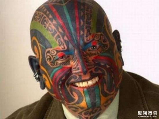 世界上最丑纹身分享展示