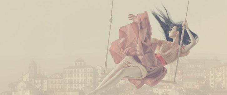 如梦如幻的超现实影像 俄女摄影师的超美人像