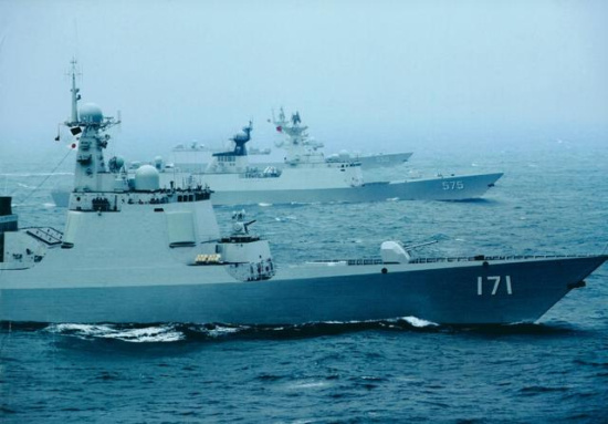 海军专家张军社:人民海军实现战略转型