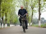 宁波95岁老人保持健康秘诀:每餐饭后骑车2.5公里