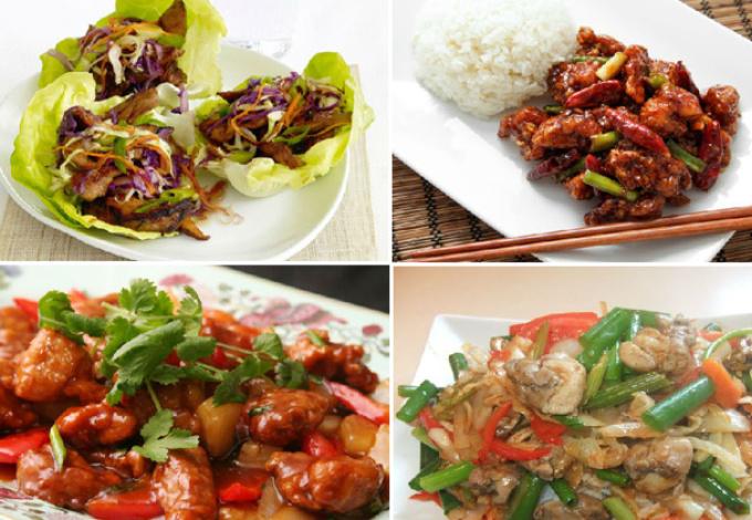 """盘点:国外有哪些受欢迎的""""伪中国菜""""?"""