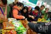 武陵源绿色生态农产品亮相中国中部(湖南)农博会