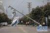 洛阳发布大风蓝色预警 市区部分地区阵风6到7级