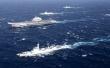 台媒:辽宁舰昨夜南下穿越台湾海峡