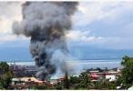 菲律宾政府军与反政府武装在菲南部交火 已造成10人死亡