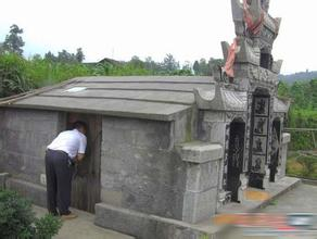 桂林4A景区现 活死人墓 当地已强制拆除76个