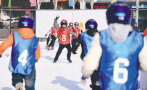 在东北打雪仗也有世界级专业联赛 看看咋玩?
