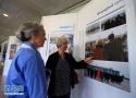 《搭建新桥梁:一位美国总统与三座中国城市》图片展在美开幕