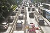 广深佛莞汽车保有量破千万辆 高峰期拥堵挑战城市管理