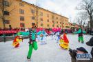 斯德哥尔摩庆祝春节活动
