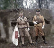 南京大屠杀纪念馆怒斥男子穿日军装在抗战遗址摆拍