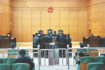 公安部督办万吨造纸废渣倾倒案衢州开审,首批6名从犯获刑