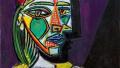"""拍出4.33亿元的毕加索作品 是他为""""金发缪斯""""而画"""