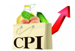 二月郑州市居民消费价格总水平同比上涨3.3%