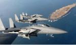 韩军一架F-15K战机在庆北坠毁 2名飞行员生死未卜