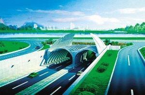 快3走势图今天:济泺路穿黄隧道等110个项目入围2018年省重点项目名单