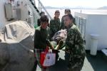 浙江海警昼夜海面搜寻生死救援 重伤昏迷船员今晨获救