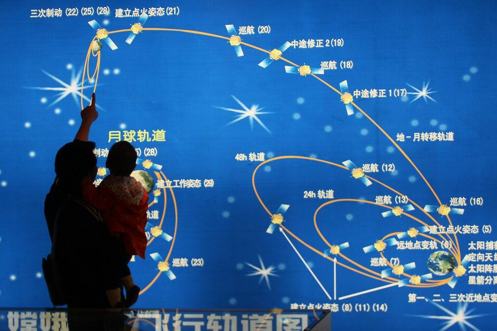 """走进航天展厅 迎接""""中国航天日"""""""