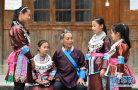 侗族老人大歌传承
