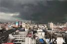 大片!暴雨前连云港整个天是这样的