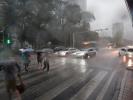 南京发布雷暴黄色预警 8级以上的雷雨大风马上就到