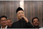 马来西亚总理马哈蒂尔:将继续推动马中合作