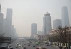 北京发布大风蓝色预警 雾霾降雨沙尘冰雹接力现身