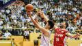 不惧对抗,中国男篮蓝队再胜伊朗