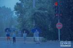 返程注意安全!北京市气象台发布雷电黄色预警