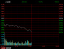 沪指失守3000点大跌2.97% 两市近百股跌停