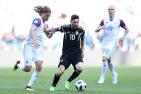 阿根廷0比3不敌克罗地亚