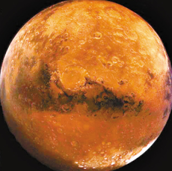 Dust storm on Mars has become