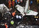 ?#19979;?#19968;小型飞机坠毁