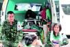 泰国被困足球少年体力渐不支 医生:现展开救援太危险