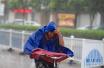 """第8号台风""""玛莉亚""""在福建连江登陆 最大风力可达14级!"""