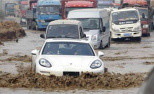 雨季汽车涉水后处理方法