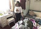她用网购漏洞买衣服