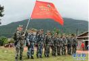 解放军驰援老挝灾区