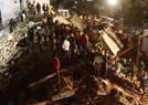 印度一4层楼房坍塌