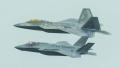 """美军两大隐形战机""""合体""""对付中俄 却面临大难题"""