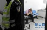 唐山:莽撞青年酒后无证挪车 被罚款拘留